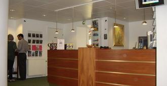 City Hotel Nebo - Copenaghen - Reception