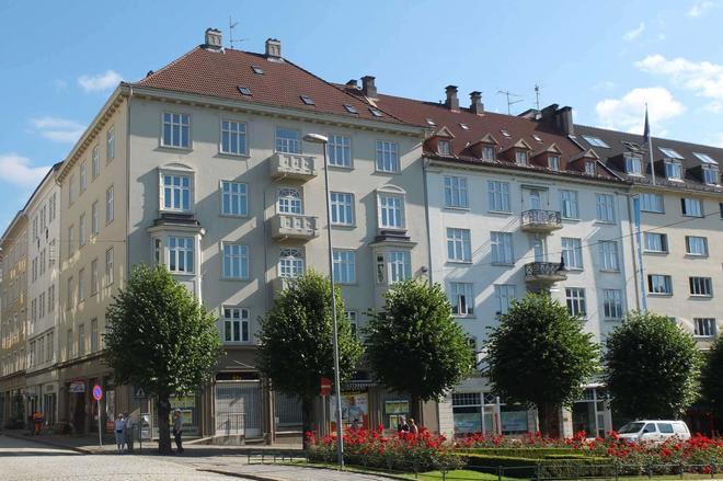 Hotel Oleana Ascend Hotel Collection - Bergen - Toà nhà