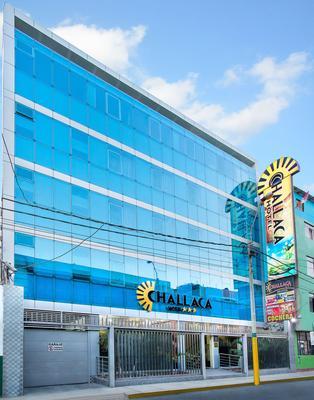 Hotel Challaca - Ica - Edificio