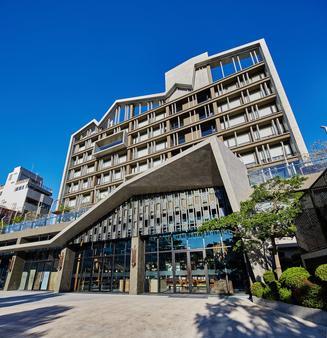 U.I.J Hotel & Hostel - Tainan - Toà nhà