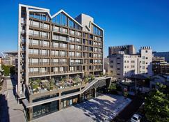 U.I.J Hotel & Hostel - Tainan - Edificio