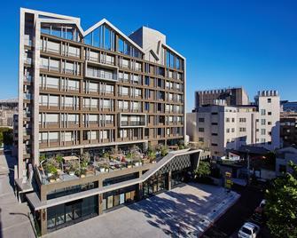 U.I.J Hotel & Hostel - Tainan - Gebäude