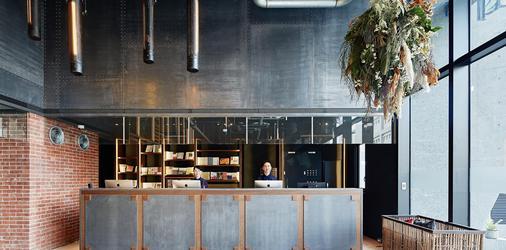 U.I.J Hotel & Hostel - Tainan - Bar