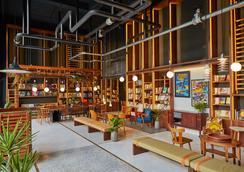 U.I.J Hotel & Hostel - Tainan - Hành lang