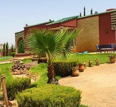 House with 4 bedrooms in Fes with wonderful mountain view private pool enclosed garden
