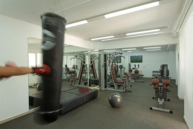 The Majestic Hotel - Thera - Gym