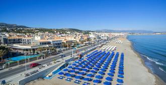 Sentido Pearl Beach Hotel - Rethymno - Beach