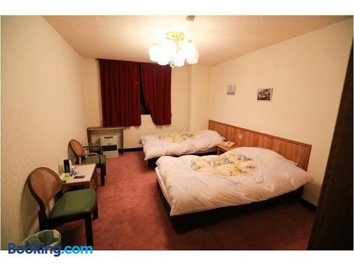 Lodge Oka - Yuzawa - Phòng ngủ