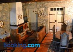 Casa da Ponte do Arrocho - Loriga - Sala de estar