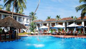 Santana Beach Resort - Candolim - Pool