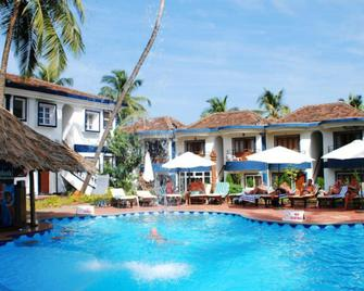 Santana Beach Resort - Candolim - Pool
