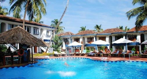 Santana Beach Resort - Candolim - Πισίνα