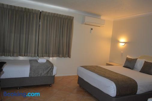 Rocky Gardens Motor Inn - Rockhampton - Phòng ngủ