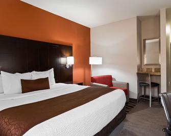 Best Western Plus Lee's Summit Hotel & Suites - Lee's Summit - Ložnice
