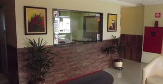 Charlott Hotel - Sao Paulo - Reception