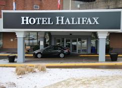 Hotel Halifax - Halifax - Toà nhà