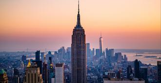 Holiday Inn New York City - Times Square - Nova York - Vista externa