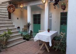 Casa Anjuan - Oaxaca de Juárez - Patio