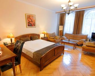 British House Boutique Hotel - Tbilisi - Bedroom