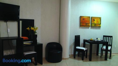 RS Suites Hotel - Tuxtla Gutiérrez - Dining room