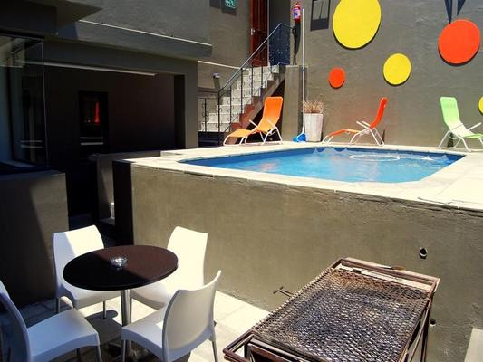 Ashanti Lodge Green Point - Cape Town - Pool