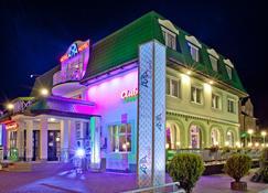 Hotel Ara - Jastrzębia Góra - Budynek