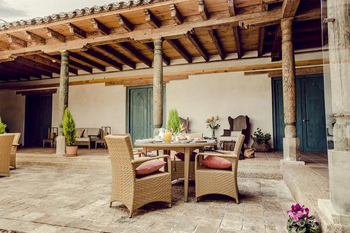 Casa Lum - San Cristóbal de las Casas - Βεράντα