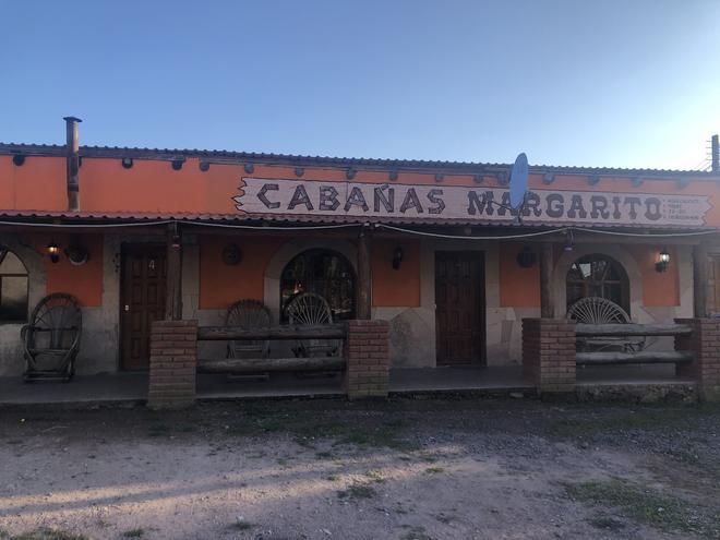 Cabañas margarito - Areponapuchic