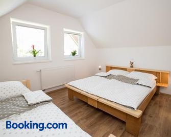 TriSa apartments - Ribčev Laz - Bedroom