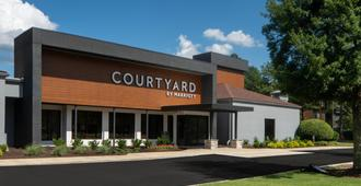 Courtyard by Marriott Memphis East/Park Avenue - Memphis - Building