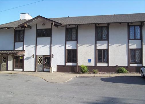 Budget Inn & Suites - Des Moines - Toà nhà