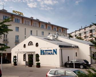 Hotel Hetman - Жешув - Здание