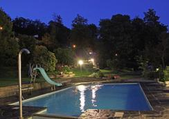 Youth Hostel Lugano Savosa - Lugano - Pool