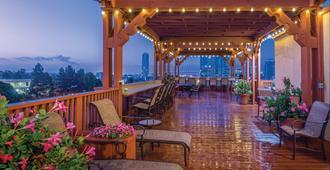 Worldmark San Diego - Balboa Park - סן דייגו - מרפסת