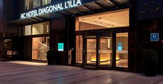 Ac Hotel Diagonal L'illa - Barcelona - Byggnad
