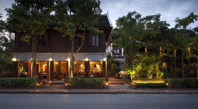 布拉薩立遺產酒店 - 龍坡邦 - 琅勃拉邦 - 建築