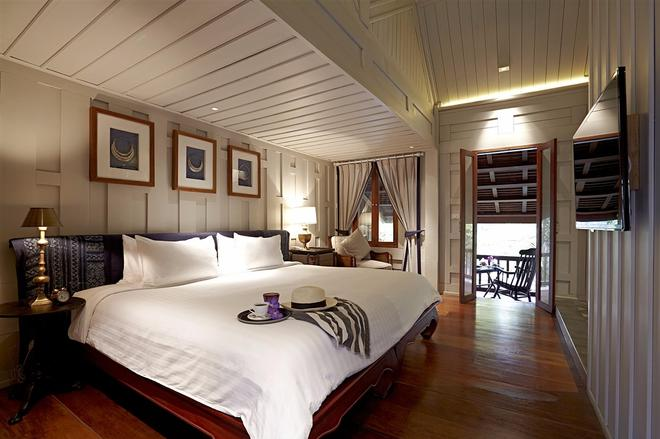布拉薩立遺產酒店 - 龍坡邦 - 琅勃拉邦 - 臥室