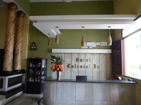 Hotel Colonial Inn - Barranquilla - Receptionist