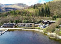 Lodge on Loch Lomond Hotel - Alexandria - Outdoor view