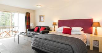 Tussock Peak Motor Lodge - Hanmer Springs - Bedroom