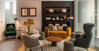 維多利亞納德勒飯店 - 倫敦 - 休閒室