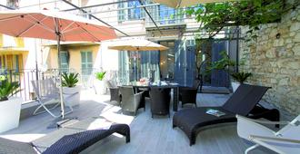 Villa Annette - Cannes - Patio