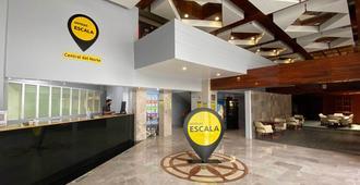 Hotel Escala Central del Norte - מקסיקו סיטי - דלפק קבלה