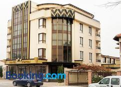 Hotel Forum - Pazardzhik - Edifici