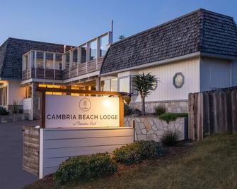 Cambria Beach Lodge - Cambria - Building