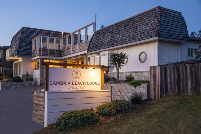 Cambria Beach Lodge - Cambria - Rakennus