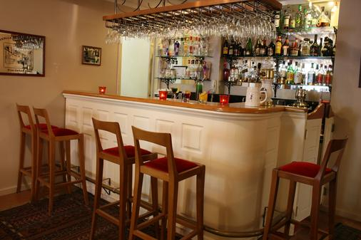 Celal Sultan Hotel - Special Class - Istanbul - Bar