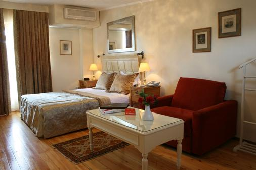 Celal Sultan Hotel - Special Class - Istanbul - Bedroom