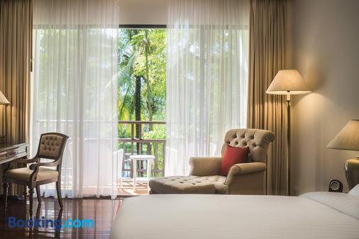 Sofitel Angkor Phokeethra Golf And Spa Resort - Siem Reap - Balkon