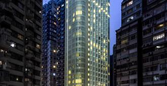 Nina Hotel Causeway Bay (Formerly L'hotel Causeway Bay Harbour View) - Hong Kong - Vista del exterior